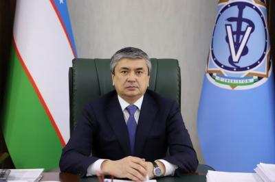 Ўзбекистон Республикаси Конституциясининг 28 йиллиги муносабати билан байрам табриги!